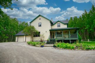 Photo 1: 49 Retreat Lane in Rural Rocky View County: Rural Rocky View MD Detached for sale : MLS®# A1117287