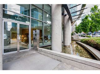 """Photo 18: 1106 1495 RICHARDS Street in Vancouver: Yaletown Condo for sale in """"AZURA II"""" (Vancouver West)  : MLS®# V1068799"""