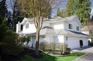 "Photo 1: 40 8675 WALNUT GROVE Drive in Langley: Walnut Grove Townhouse for sale in ""CEDAR CREEK"" : MLS®# F1110268"