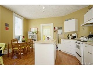 Photo 6: 1312 Stanley Ave in VICTORIA: Vi Downtown House for sale (Victoria)  : MLS®# 450346