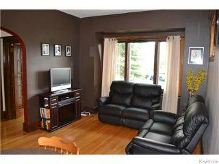 Photo 5: 294 Belvidere Street in Winnipeg: St James Residential for sale (West Winnipeg)  : MLS®# 1614084