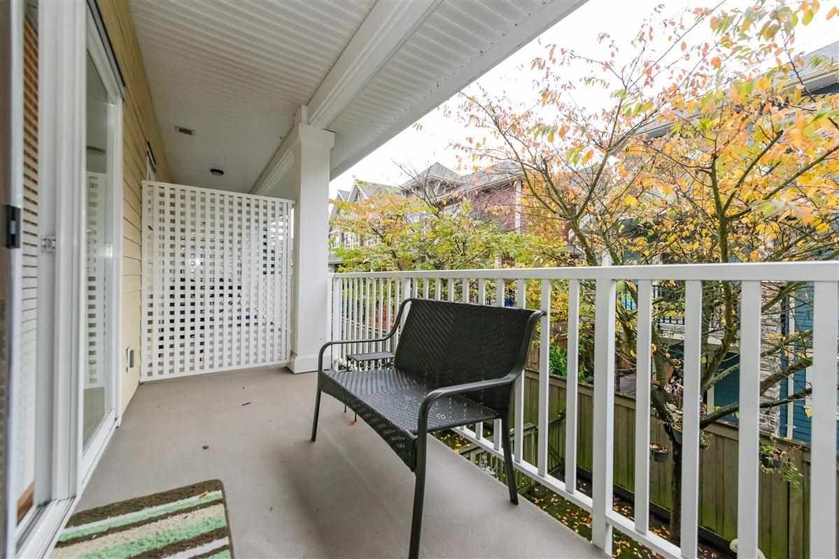 """Photo 16: Photos: 7 935 EWEN Avenue in New Westminster: Queensborough Townhouse for sale in """"COOPERS LANDING"""" : MLS®# R2368052"""