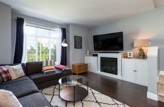 """Photo 1: 58 19433 68 Avenue in Surrey: Clayton Townhouse for sale in """"Grove"""" (Cloverdale)  : MLS®# R2272699"""
