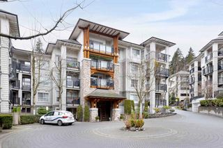 """Photo 1: 210 2958 SILVER SPRINGS Boulevard in Coquitlam: Westwood Plateau Condo for sale in """"TAMARISK"""" : MLS®# R2536645"""