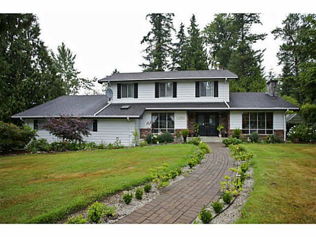 Main Photo: 22757 76B CRESCENT in : Fort Langley House for sale : MLS®# F1447842