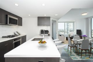 """Photo 2: 2707 8189 CAMBIE Street in Vancouver: Marpole Condo for sale in """"NORTHWEST"""" (Vancouver West)  : MLS®# R2395087"""