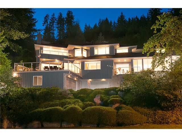 Main Photo: 4121 QUARRY Court in North Vancouver: Braemar House for sale : MLS®# V1025710