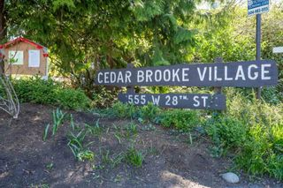 """Photo 23: 508 555 W 28TH Street in North Vancouver: Upper Lonsdale Condo for sale in """"Cedarbrooke Village"""" : MLS®# R2570733"""