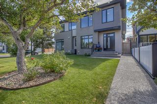 Photo 1: 2403 3 Avenue NW in Calgary: West Hillhurst Semi Detached for sale : MLS®# A1028783