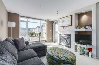 """Photo 2: 313 3148 ST JOHNS Street in Port Moody: Port Moody Centre Condo for sale in """"Sonrisa"""" : MLS®# R2344283"""