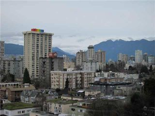 """Photo 13: 1402 1020 HARWOOD Street in Vancouver: West End VW Condo for sale in """"CRYSTALLIS"""" (Vancouver West)  : MLS®# V1103752"""