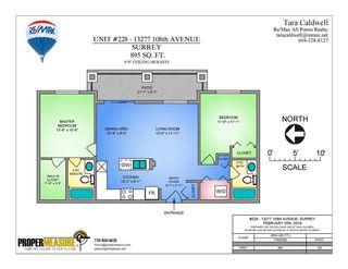 """Photo 2: 228 13277 108 Avenue in Surrey: Whalley Condo for sale in """"PACIFICA"""" (North Surrey)  : MLS®# R2245436"""