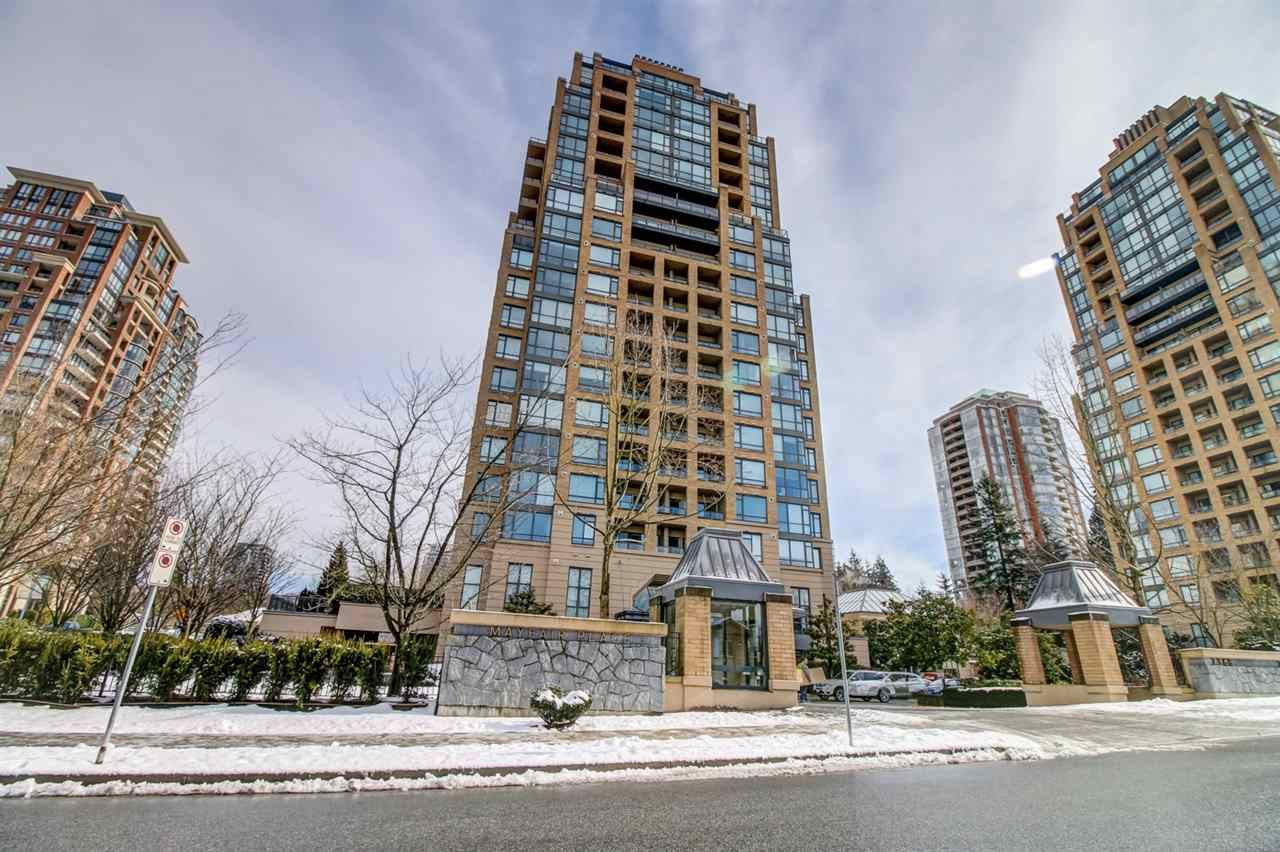 Main Photo: 2104 7368 SANDBORNE AVENUE in Burnaby: South Slope Condo for sale (Burnaby South)  : MLS®# R2144966