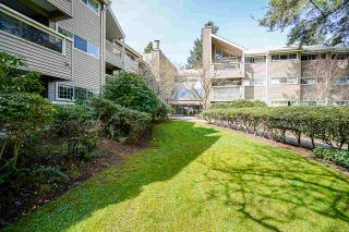 "Photo 1: 118 932 ROBINSON Street in Coquitlam: Coquitlam West Condo for sale in ""Shaughnessy"" : MLS®# R2564253"