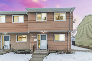 Photo 1: 17357 85 Avenue in Edmonton: Zone 20 Townhouse for sale : MLS®# E4223023