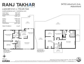 Photo 30: 34753 LABURNUM Avenue in Abbotsford: Abbotsford East House for sale : MLS®# R2566798