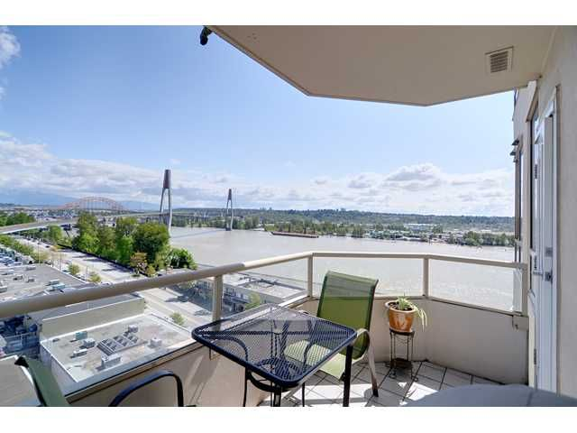 """Photo 10: Photos: 900 328 CLARKSON Street in New Westminster: Downtown NW Condo for sale in """"HIGHBOURNE TOWER"""" : MLS®# V949402"""