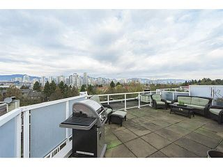 """Photo 6: A2 1100 W 6TH Avenue in Vancouver: Fairview VW Townhouse for sale in """"FAIRVIEW PLACE"""" (Vancouver West)  : MLS®# V1094784"""
