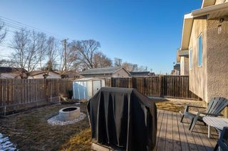 Photo 34: 123 Redonda Street in Winnipeg: Canterbury Park Residential for sale (3M)  : MLS®# 202107335