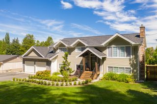 """Photo 2: 24861 40 Avenue in Langley: Salmon River House for sale in """"Salmon River"""" : MLS®# R2604606"""
