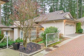 """Photo 1: 140 101 PARKSIDE Drive in Port Moody: Heritage Mountain Townhouse for sale in """"TREETOPS"""" : MLS®# R2339591"""