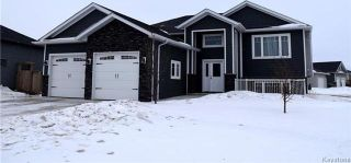 Photo 1: 12 Kingsley Gate in Niverville: Fifth Avenue Estates Residential for sale (R07)  : MLS®# 1801680