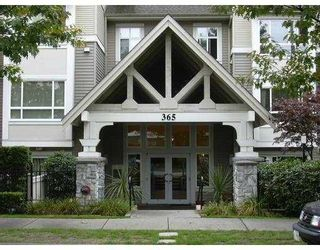 """Main Photo: 205 365 E 1ST Street in North_Vancouver: Lower Lonsdale Condo for sale in """"VISTA"""" (North Vancouver)  : MLS®# V711100"""