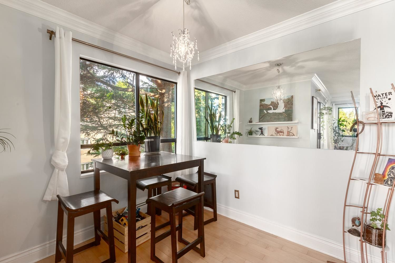 """Main Photo: 203 215 N TEMPLETON Drive in Vancouver: Hastings Condo for sale in """"Porto Vista"""" (Vancouver East)  : MLS®# R2618267"""