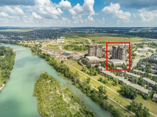Main Photo: 406 145 Point Drive NW in Calgary: Point McKay Apartment for sale : MLS®# A1127444