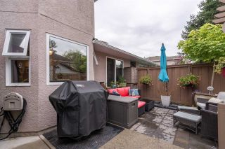 """Photo 33: 166 15501 89A Avenue in Surrey: Fleetwood Tynehead Townhouse for sale in """"Avondale"""" : MLS®# R2469254"""
