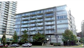Photo 1: 812 4888 NANAIMO Street in Vancouver: Collingwood VE Condo for sale (Vancouver East)  : MLS®# R2546702