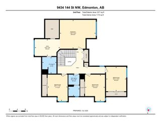 Photo 43: 9434 144 Street in Edmonton: Zone 10 House for sale : MLS®# E4241928