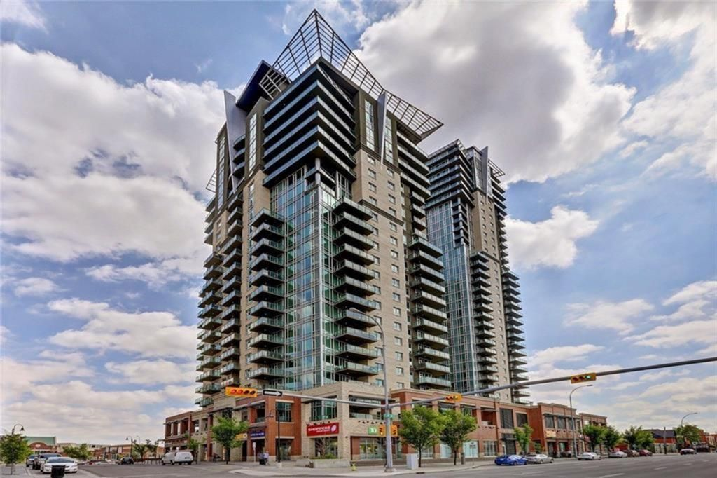 Main Photo: 610 210 15 Avenue SE in Calgary: Beltline Apartment for sale : MLS®# A1120907