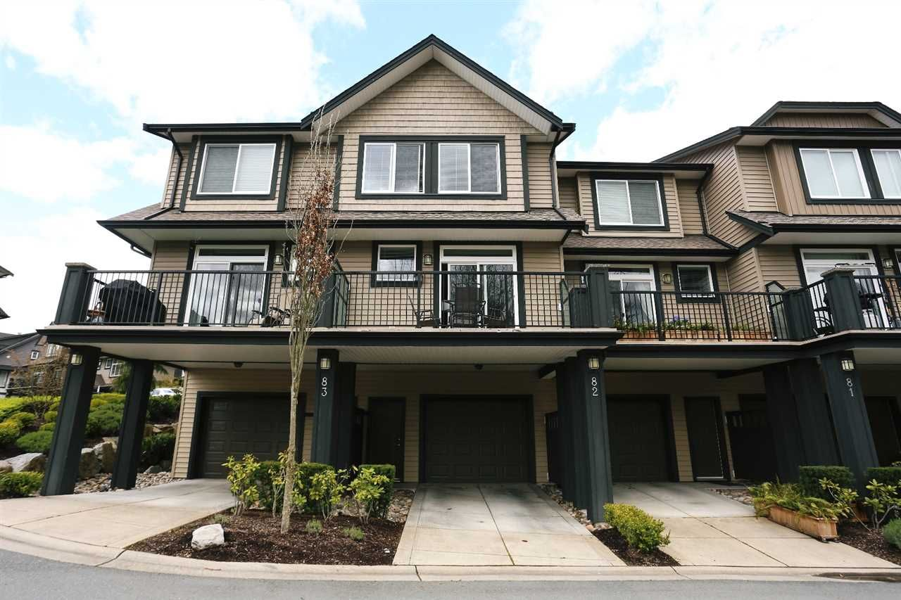 """Main Photo: 82 13819 232 Street in Maple Ridge: Silver Valley Townhouse for sale in """"BRIGHTON"""" : MLS®# R2053169"""