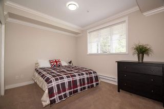 """Photo 14: 103 3788 NORFOLK Street in Burnaby: Central BN Townhouse for sale in """"PANACASA"""" (Burnaby North)  : MLS®# R2576806"""