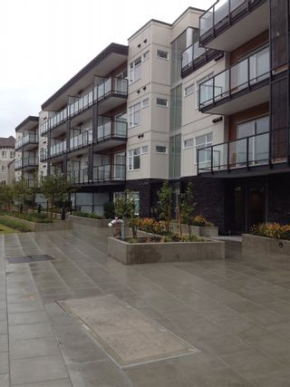 """Photo 1: 219 12070 227 Street in Maple Ridge: East Central Condo for sale in """"STATION ONE"""" : MLS®# R2022374"""