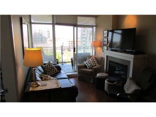 """Photo 4: 1205 888 CARNARVON Street in New Westminster: Downtown NW Condo for sale in """"MARINA AT PLAZA 88"""" : MLS®# V1064636"""
