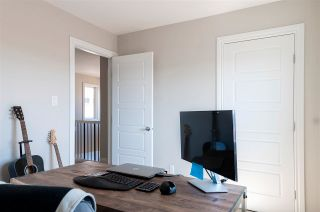 Photo 15: 7247 Armour Crescent SW in Edmonton: Zone 56 House Half Duplex for sale : MLS®# E4240443