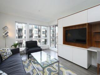 Photo 3: 408 528 Pandora Ave in : Vi Downtown Condo for sale (Victoria)  : MLS®# 870652