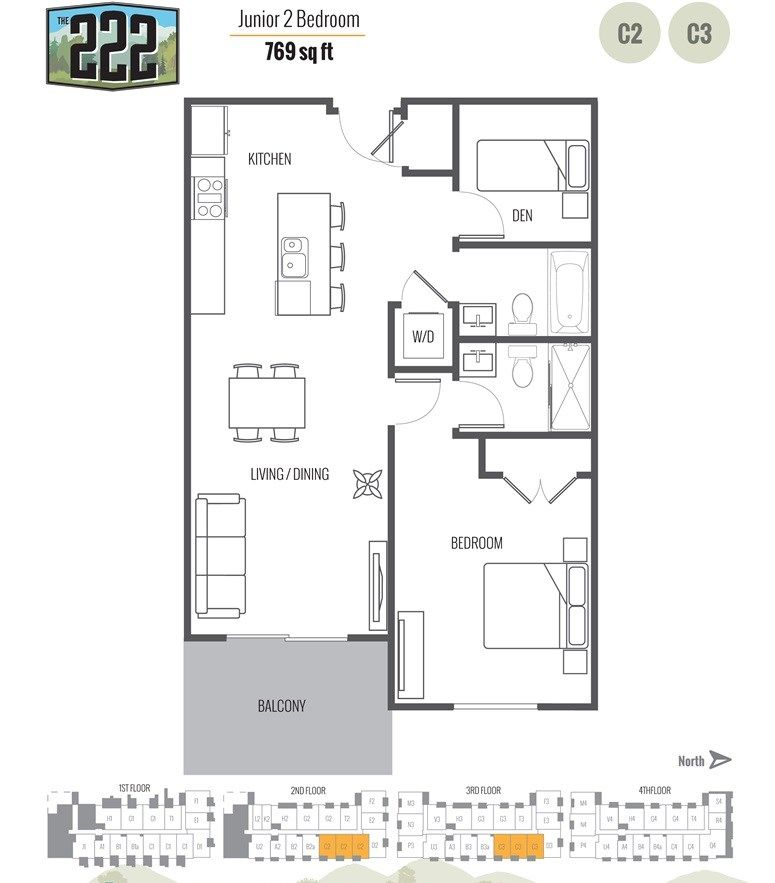 """Main Photo: 305 12320 222 Street in Maple Ridge: East Central Condo for sale in """"The 222 Phase 2"""" : MLS®# R2456761"""