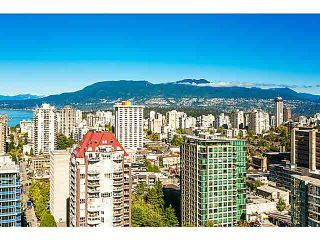 "Photo 1: 2803 1308 HORNBY Street in Vancouver: Downtown VW Condo for sale in ""SALT BY CONCERT"" (Vancouver West)  : MLS®# V1114695"