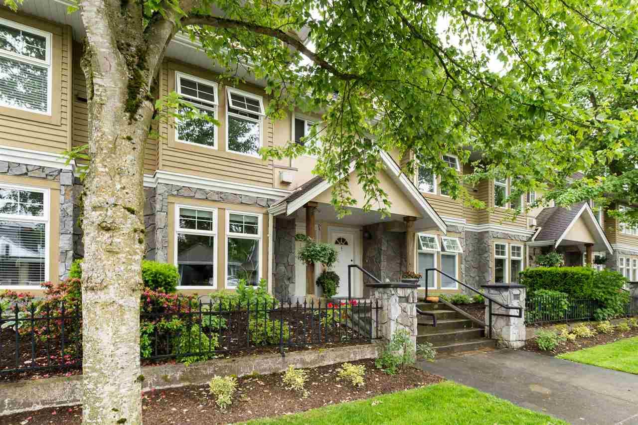 """Main Photo: 3 15432 16A Avenue in Surrey: King George Corridor Townhouse for sale in """"Carlton Court"""" (South Surrey White Rock)  : MLS®# R2172264"""