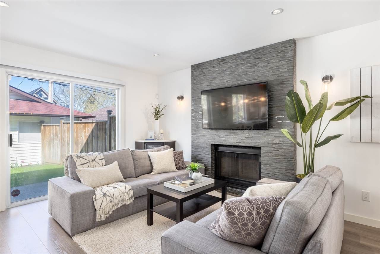 Main Photo: 2173 WILLIAM Street in Vancouver: Grandview Woodland 1/2 Duplex for sale (Vancouver East)  : MLS®# R2568890