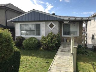 Main Photo: 5853 DUMFRIES Street in Vancouver: Knight House for sale (Vancouver East)  : MLS®# R2357544