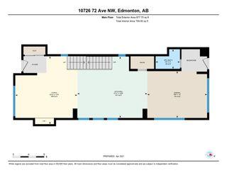 Photo 33: 10726 72 Avenue in Edmonton: Zone 15 House for sale : MLS®# E4241732