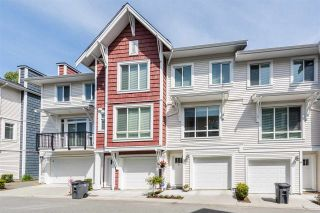 """Photo 1: 54 3039 156 Street in Surrey: Grandview Surrey Townhouse for sale in """"Niche"""" (South Surrey White Rock)  : MLS®# R2379107"""