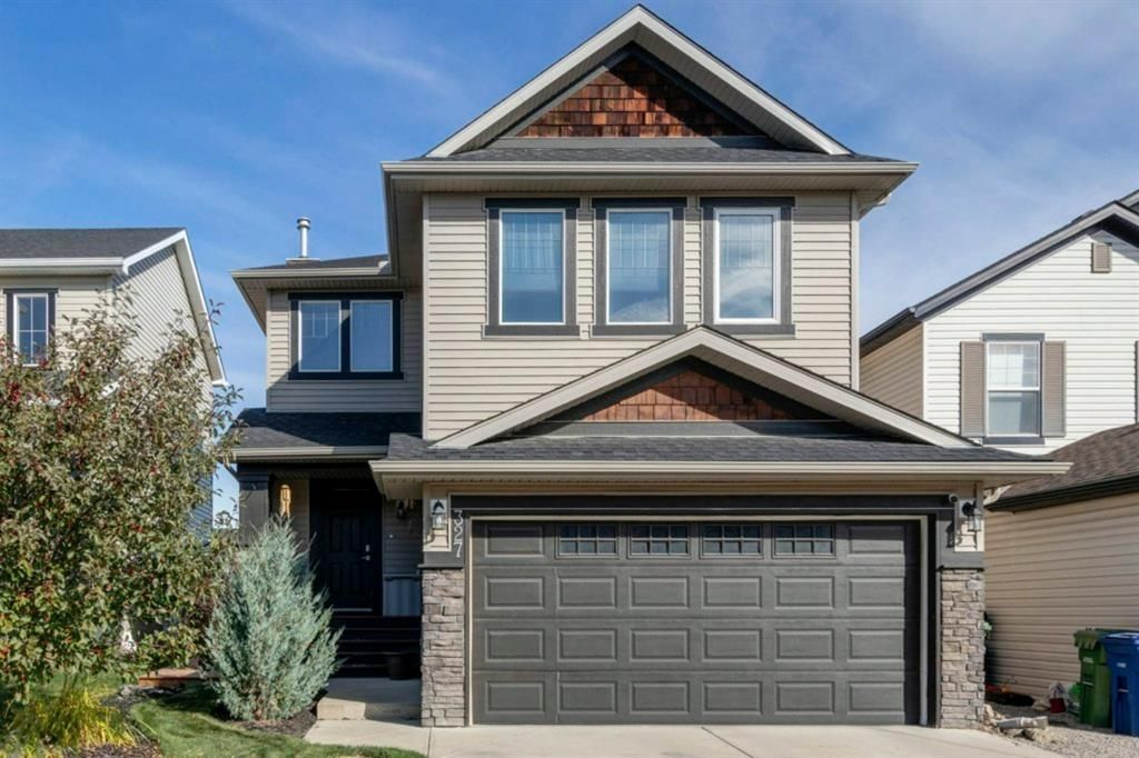 Main Photo: 327 Sagewood Landing SW: Airdrie Detached for sale : MLS®# A1149065