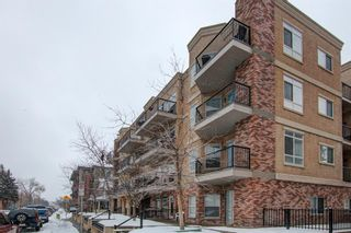 Photo 2: 105 323 18 Avenue SW in Calgary: Mission Apartment for sale : MLS®# A1133231
