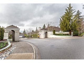 """Photo 34: 147 4001 OLD CLAYBURN Road in Abbotsford: Abbotsford East Townhouse for sale in """"CEDAR SPRINGS"""" : MLS®# R2555932"""