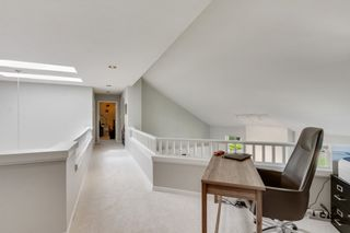 """Photo 15: 15 1550 LARKHALL Crescent in North Vancouver: Northlands Townhouse for sale in """"NAHANEE WOODS"""" : MLS®# R2594601"""